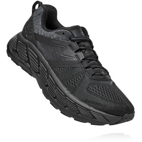Hoka One One Gaviota 2 Buty Kobiety, black/dark shadow